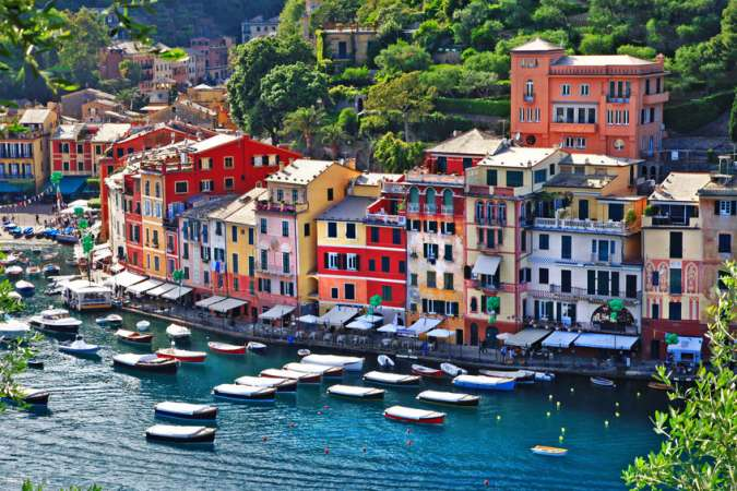 Sailing Italy Catamaran Holiday Charter | Portofino | The Cinque Terre | Italy