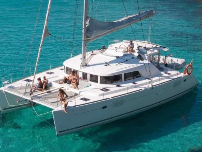 Catamaran Cabin Charter Holiday | Mauritius Islands | Indian Ocean