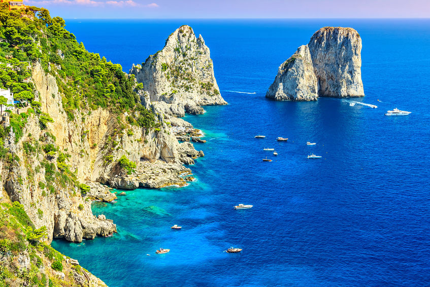 Capri and Amalfi Coast | Gulf of Naples | Catamaran Charter Holidays | Italy | Premium