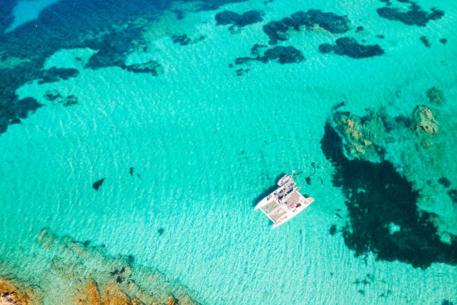 Northern Sardinia and Corsica | Cabin Charter Sailing Yacht Holiday | Italy
